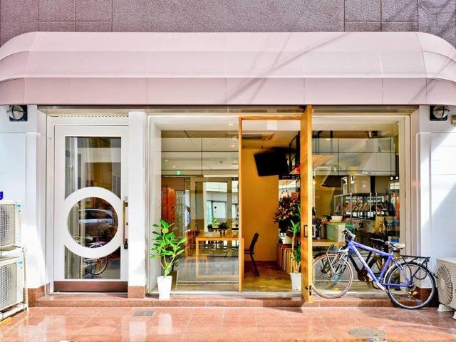 「Hostel Life」で利用できる「BEEHIVE HOSTEL OSAKA」(大阪府大阪市)