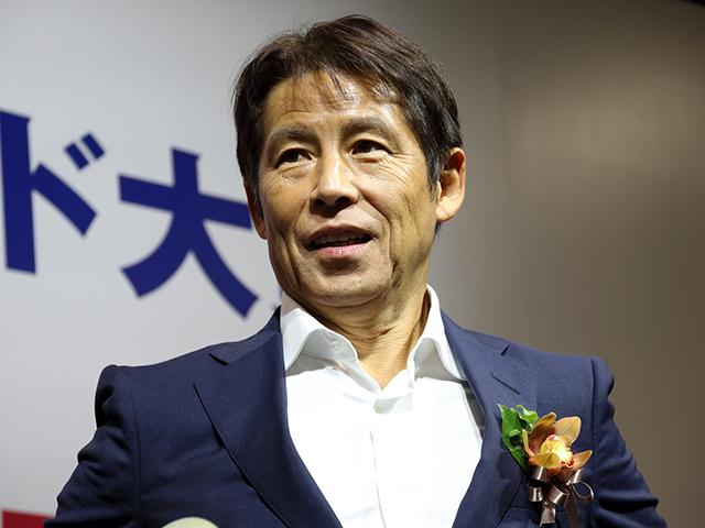 サッカー日本代表・前監督の西野朗さん