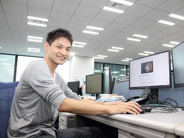 ダイナミックプライシングを研究するエンジニア・新谷健さん