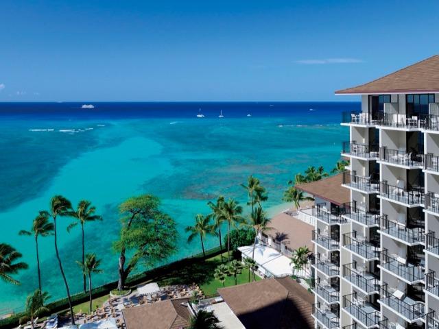 ハワイ・ワイキキのホテル「ハレクラニ」
