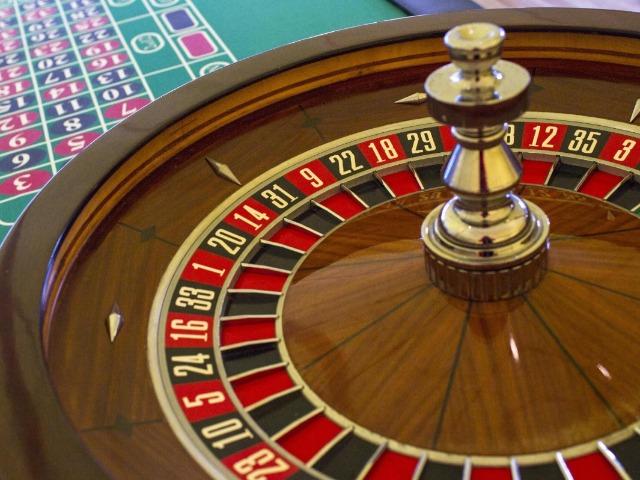 カジノの女王「ルーレット」(Photo by Getty Images)