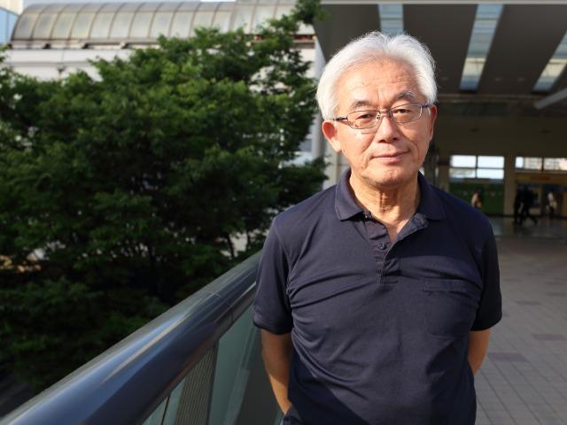 頴川栄治さん