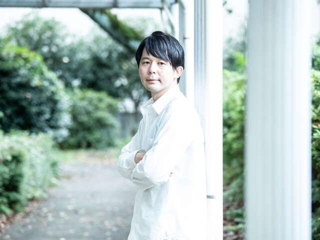明治大学情報コミュニケーション学部准教授の南後由和さん(撮影:Masayo)