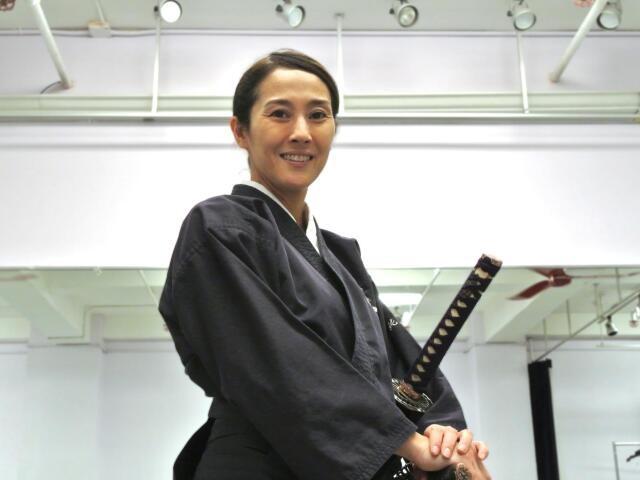 ニューヨークで殺陣師として生きる、殺陣波濤(はとう)流NY代表・香純恭さん