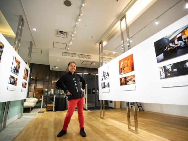 写真家の伊藤義樹さん