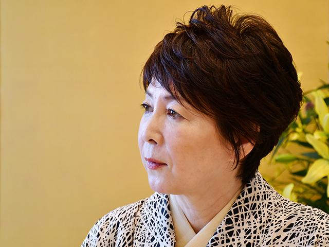 「孤独」について研究している津田恵子さん