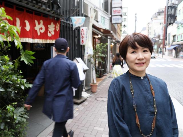 ブログ「ヒトリデ倶楽部」を立ち上げた林理江さん