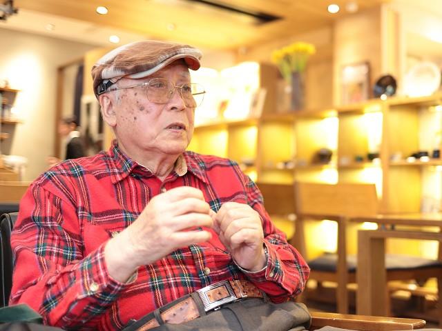 今年86歳になった伊藤文学さん