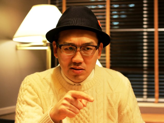 片手袋研究家 石井公二さん