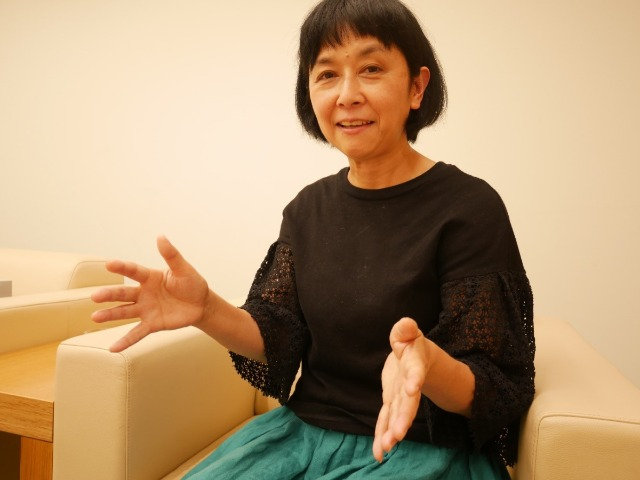 女性誌「Oggi」副編集長の鈴木智恵さん