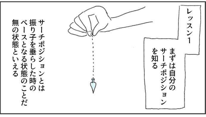 地下水脈を見つけたい(マンガ「買いたい新書」3)室木おすし7コマ目