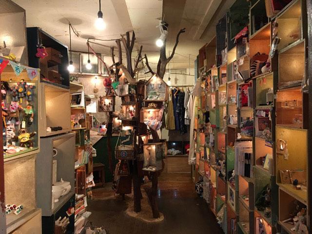 「ニヒル牛」の店内の様子