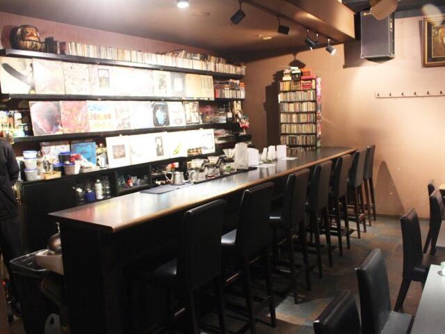 新宿の隠れ家的喫茶店「coffee fragile」
