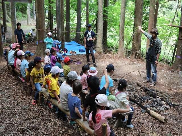 地域の自然や暮らし、生活など多様なテーマで教室を開催しています。子ども向けが主ですが、大人向けの講座もあるそうです。