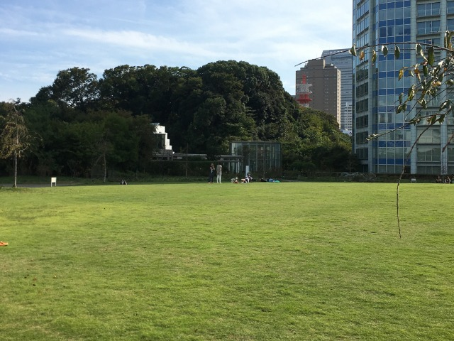 プリンス空中庭園