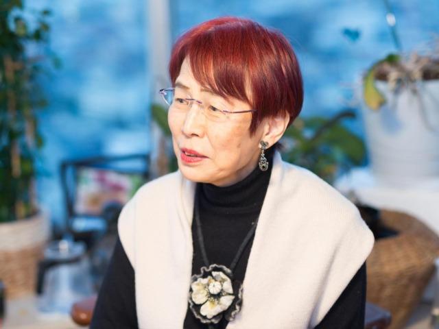 女性・男性のおひとりさまについて語る上野千鶴子さん
