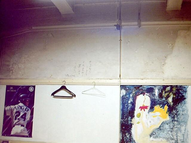 駒場寮にあった宮崎さんの部屋
