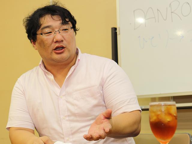 フリーライターの渋井哲也さん