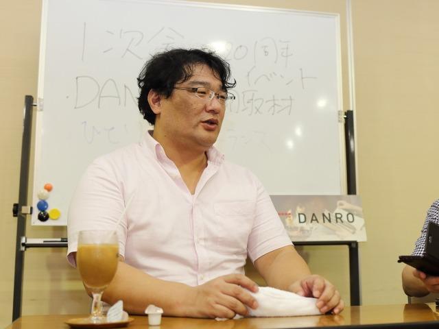 ジャーナリスト渋井哲也さん