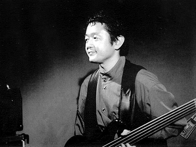ミュージシャンの頃の山口タケシさん