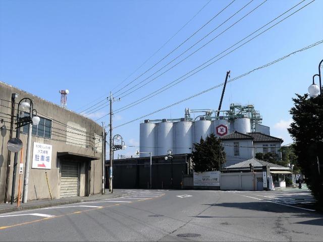 千葉県野田市のキッコーマン野田工場