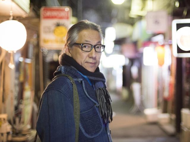 ドリアン助川さん(撮影・斎藤大輔)