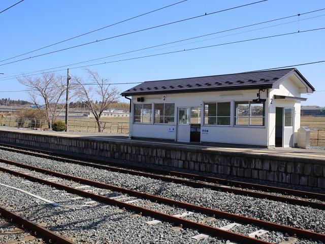 福島原発の近くで食べた「ローカルアイス」は格別だった〜2019年3月「鉄道ひとり旅」