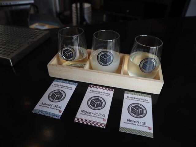 「Kato Sake Works」の日本酒